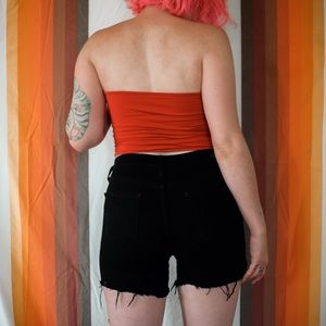 Citizens cutoff shorts
